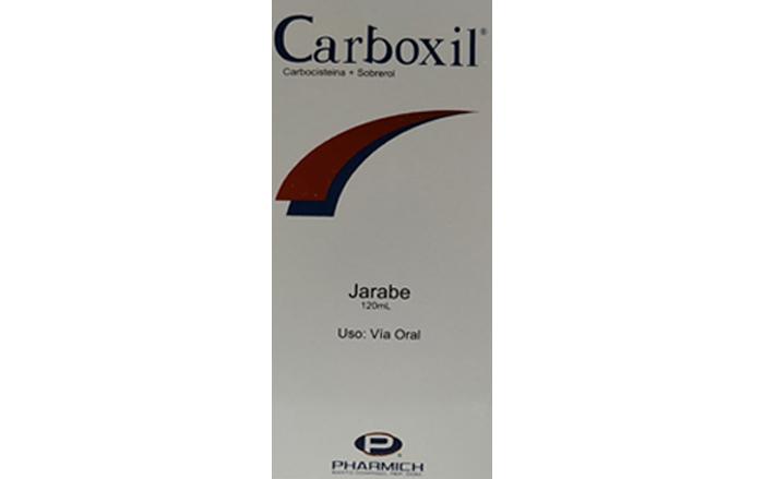 Carboxil Jarabe